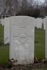 Headstone of Rifleman Percy William Zillwood (41926). Hooge Crater Cemetery, Ieper, West-Vlaanderen, Belgium. New Zealand War Graves Trust (BEBS6739). CC BY-NC-ND 4.0.