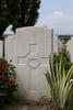 Headstone of Corporal James Powter Allen (20943). Tyne Cot Cemetery, Zonnebeke, West-Vlaanderen, Belgium. New Zealand War Graves Trust (BEEG1784). CC BY-NC-ND 4.0.