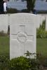 Headstone of Lance Corporal William George Allington (10288). Tyne Cot Cemetery, Zonnebeke, West-Vlaanderen, Belgium. New Zealand War Graves Trust (BEEG2283). CC BY-NC-ND 4.0.