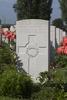 Headstone of Second Lieutenant Harry Oswald Furlong Marsden (24387). Tyne Cot Cemetery, Zonnebeke, West-Vlaanderen, Belgium. New Zealand War Graves Trust (BEEG1704). CC BY-NC-ND 4.0.