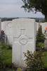 Headstone of Private Drew McLennan (29807). Tyne Cot Cemetery, Zonnebeke, West-Vlaanderen, Belgium. New Zealand War Graves Trust (BEEG1945). CC BY-NC-ND 4.0.