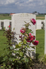 Headstone of Private John Thomas Oxnam (44146). Tyne Cot Cemetery, Zonnebeke, West-Vlaanderen, Belgium. New Zealand War Graves Trust (BEEG2124). CC BY-NC-ND 4.0.