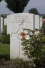 Headstone of Private Herbert George Walker (22381). Tyne Cot Cemetery, Zonnebeke, West-Vlaanderen, Belgium. New Zealand War Graves Trust (BEEG1895). CC BY-NC-ND 4.0.
