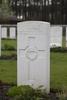 Headstone of Private Charles Caldwell (49599). Polygon Wood Cemetery, Zonnebeke, West-Vlaanderen, Belgium. New Zealand War Graves Trust (BEDK6597). CC BY-NC-ND 4.0.