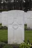 Headstone of Private Lewis Henry Windleborn (40267). Polygon Wood Cemetery, Zonnebeke, West-Vlaanderen, Belgium. New Zealand War Graves Trust (BEDK6595). CC BY-NC-ND 4.0.