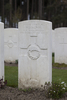 Headstone of Lance Corporal William Baildon (53755). Buttes New British Cemetery, Polygon Wood, Zonnebeke, West-Vlaanderen, Belgium. New Zealand War Graves Trust (BEAR6200). CC BY-NC-ND 4.0.