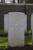 Headstone of Private William Bradford Bennett (49664). Buttes New British Cemetery, Polygon Wood, Zonnebeke, West-Vlaanderen, Belgium. New Zealand War Graves Trust (BEAR6391). CC BY-NC-ND 4.0.