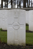 Headstone of Lance Corporal Hori Takoko (16/740). Buttes New British Cemetery, Polygon Wood, Zonnebeke, West-Vlaanderen, Belgium. New Zealand War Graves Trust (BEAR6439). CC BY-NC-ND 4.0.