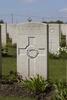 Headstone of Private Hector Malcolm McLeod (812681). Poelcapelle British Cemetery, Langemark-Poelkapelle, West-Vlaanderen, Belgium. New Zealand War Graves Trust (BEDJ8895). CC BY-NC-ND 4.0.