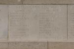 Headstone of Private William Allgood (10/2512). Messines Ridge (N.Z.) Memorial, Mesen, West-Vlaanderen, Belgium. New Zealand War Graves Trust (BECS5982). CC BY-NC-ND 4.0.