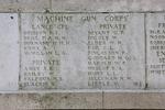 Headstone of Private Albert Edward Ames (11592). Messines Ridge (N.Z.) Memorial, Mesen, West-Vlaanderen, Belgium. New Zealand War Graves Trust (BECS5998). CC BY-NC-ND 4.0.