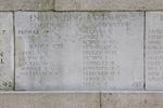 Headstone of Private John Scott Beaty (34009). Messines Ridge (N.Z.) Memorial, Mesen, West-Vlaanderen, Belgium. New Zealand War Graves Trust (BECS6000). CC BY-NC-ND 4.0.