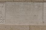 Headstone of Sergeant William James Vernon Berry (21143). Messines Ridge (N.Z.) Memorial, Mesen, West-Vlaanderen, Belgium. New Zealand War Graves Trust (BECS5980). CC BY-NC-ND 4.0.