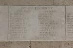 Headstone of Private Henry Archibald Brown (27846). Messines Ridge (N.Z.) Memorial, Mesen, West-Vlaanderen, Belgium. New Zealand War Graves Trust (BECS5888). CC BY-NC-ND 4.0.