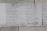 Headstone of Private Herbert Godfrey (12/3026). Messines Ridge (N.Z.) Memorial, Mesen, West-Vlaanderen, Belgium. New Zealand War Graves Trust (BECS6007). CC BY-NC-ND 4.0.