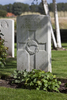 Headstone of Private Cornelius O'Shea (6/3122). St Quentin Cabaret Military Cemetery, Heuvelland, West-Vlaanderen, Belgium. New Zealand War Graves Trust (BEEA2361). CC BY-NC-ND 4.0.