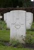 Headstone of Pilot Officer John Lawrie (428001). Schoonselhof Cemetery, Antwerp, Belgium. New Zealand War Graves Trust (BEDV9432). CC BY-NC-ND 4.0.