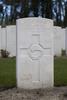 Headstone of Gunner William Nevin Bell (12712). Coxyde Military Cemetery, Koksijde, West-Vlaanderen, Belgium. New Zealand War Graves Trust (BEAX6942). CC BY-NC-ND 4.0.