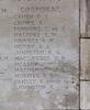 Headstone of Corporal David Sinclair Caven (22207). Tyne Cot Memorial, Zonnebeke, West-Vlaanderen, Belgium. New Zealand War Graves Trust (BEEH7896). CC BY-NC-ND 4.0.