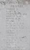 Headstone of Private Robert James Hart (8/2937). Tyne Cot Memorial, Zonnebeke, West-Vlaanderen, Belgium. New Zealand War Graves Trust (BEEH7903). CC BY-NC-ND 4.0.