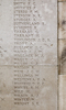 Headstone of Private George Tarbard (27983). Tyne Cot Memorial, Zonnebeke, West-Vlaanderen, Belgium. New Zealand War Graves Trust (BEEH7893). CC BY-NC-ND 4.0.