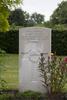Headstone of Private George Davidson (74169). Mons (Bergen) Communal Cemetery, Hainaut, Belgium. New Zealand War Graves Trust (BECV0756). CC BY-NC-ND 4.0.