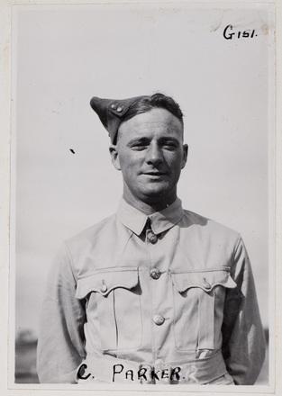 C Parker. Identification Album RNZAF (c.1939-1945). Aerodrome Defence Unit, Camp 1. Hibiscus Coast (Silverdale) RSA Museum. CC BY 4.0.