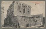Postcard of Jerusalem from Alfred Grigg's postcard album. Image kindly provided by Caroline Fraser (September 2019). Image has no known copyright restrictions.
