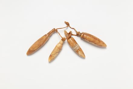 ornament, neck/dart head, 14709.2, L39, Cultural Permissions Apply