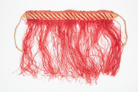 waist garment, dance, 1978.100, 48338, Cultural Permissions Apply
