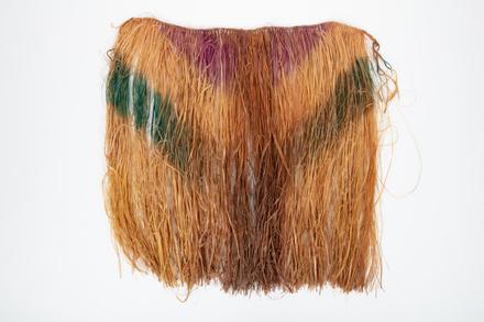 waist garment, 1982.194, 50160.4, Cultural Permissions Apply