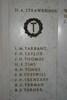 Auckland War Memorial Museum, South African War 1899-1902 Names Strawbridge, H.A. - Turner, B.E. (digital photo J. Halpin 2011)
