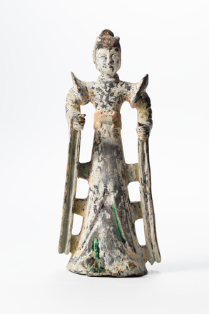 figure, tomb, 1941.137, K435, 26272.1, © Auckland Museum CC BY