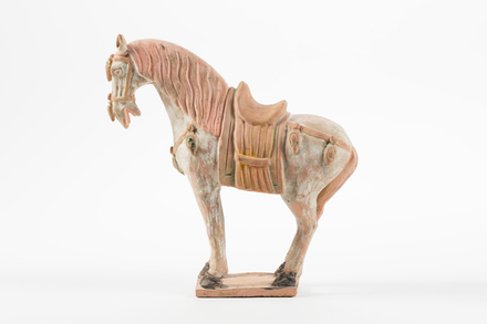 figure, horse, 1941.137, K445, 26285.1, 179, © Auckland Museum CC BY