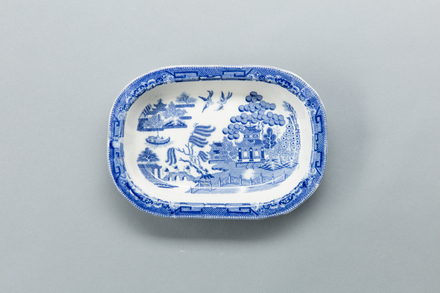 dish, 1944.19, K571, 27137, © Auckland Museum CC BY