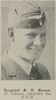 Sergeant Alexander Raymond Brown, of Timaru. Image kindly provided by Auckland Libraries Heritage Collections AWNS-19421021-19-8. Image has no known copyright restrictions.