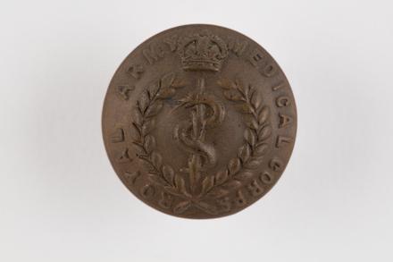 button, regimental