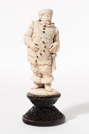 figure, soldier, 1932.233, 579, 18002, M240, Photographed by Jennifer Carol, digital, 16 Mar 2020, © Auckland Museum CC BY