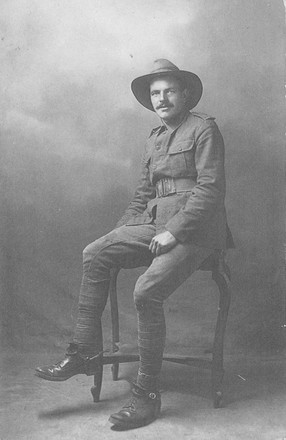 Portrait of Charles Irving. Image courtesy of the Albury Mob Facebook page/SCRoll Project, South Canterbury Museum. Image is subject to copyright restrictions.