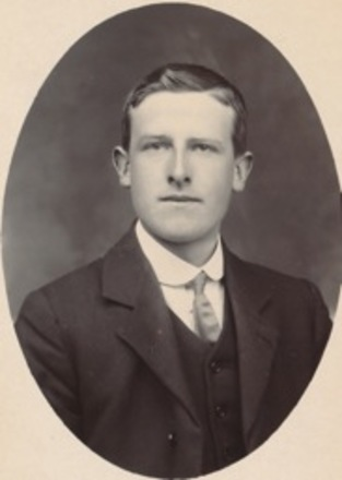 Portrait of Arthur William Judge. Image courtesy of the Judge family, Kete Christchurch, Christchurch City Libraries. Image is subject to copyright restrictions.