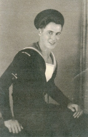 Portrait of Clemence William (Clem) Tinney. Image courtesy of Allan Dodson, Porirua War Stories (June 2020). Image has no known copyright restrictions.