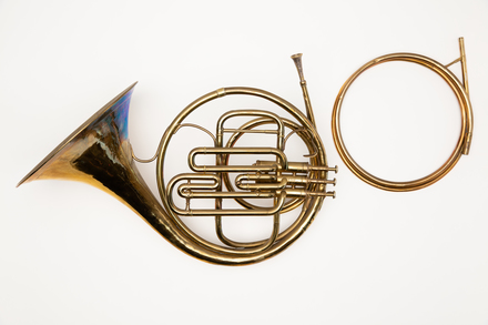 horn, french, 2018.78.245, HN 1982.10, © Auckland Museum CC BY