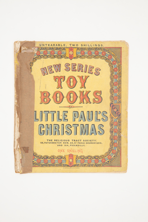 book, child's, 1966.25, col.0806.2, © Auckland Museum CC BY