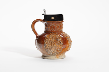 mug, beer, 1932.233, K1809, 17512, 569, 578, © Auckland Museum CC BY