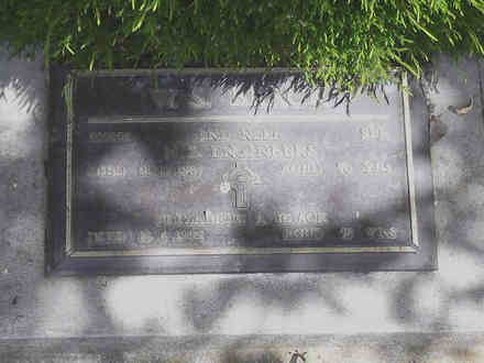 Headstone of Spr William Sharp BLACK 521876. Andersons Bay RSA Cemetery, Dunedin City Council, Block 22A26. Image kindly provided by Allan Steel CC-BY 4.0.