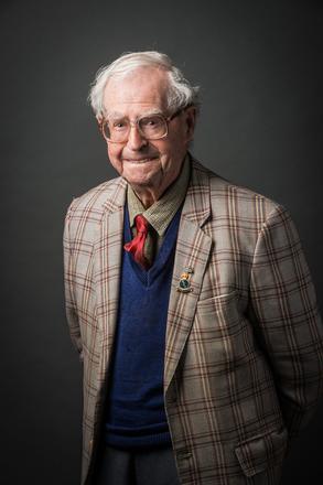 Portrait of Robert R Dilks, 34175 (2014). © NZIPP Photograph by Laura Smith 9999-7329. CC-BY-NC-ND 4.0.