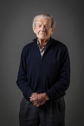 Portrait of Douglas Ross, 403447 (2014). © NZIPP Photograph by Aliah Jan 9999-2909. CC-BY-NC-ND 4.0.
