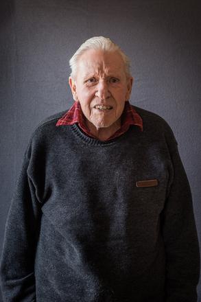Portrait of Eric Round, 447590 (2014). © NZIPP Photograph by Juliette Capaldi 9999-7555. CC-BY-NC-ND 4.0.