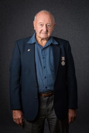 Portrait of Colin Copestake, 665751 (2014). © NZIPP Photograph by Tony Gatman 1165-4059. CC-BY-NC-ND 4.0.