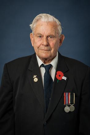 Portrait of William Norman Corbett, 10181 (2014). © NZIPP Photograph by Yvonne Walker 9999-5002. CC-BY-NC-ND 4.0.